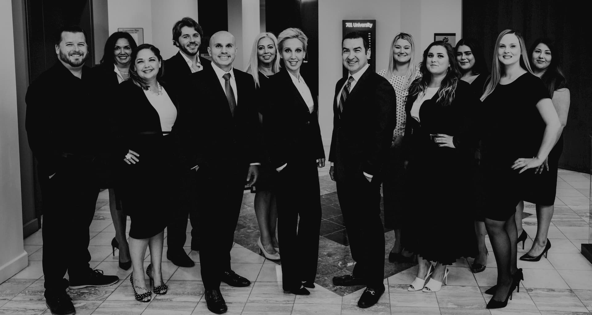 Accomplished Personal Injury Team